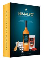 HIMALYO PREMIUM COLLECTION - front